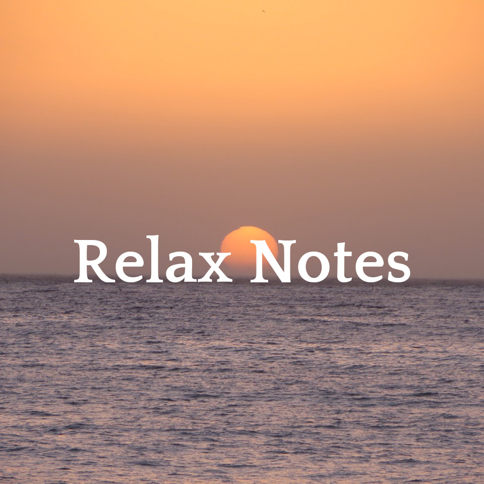Relax Notes